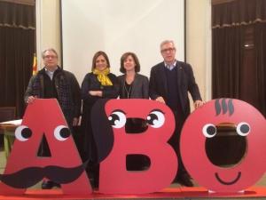 Presentació de la Marató 2.0 a l'Ajuntament de Tarragona