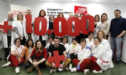 Marató de Donants: superades les 10.000 donacions