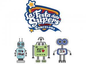 Robots Festa Súpers