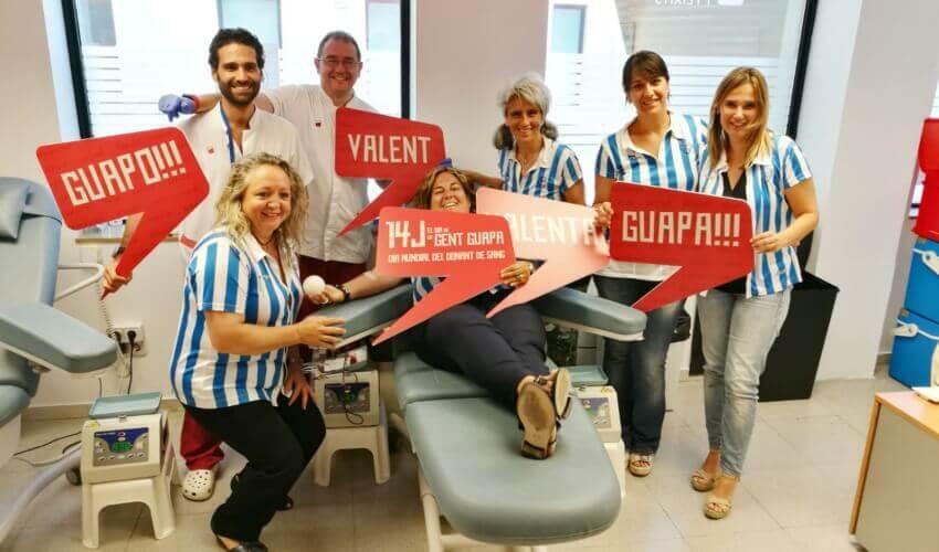 Dia Mundial del Donant de sang 2017