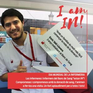 Enric Vall-Llobera, infermer del BST