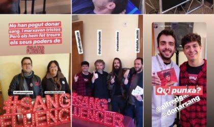 Marató de Donants de Sang 2019