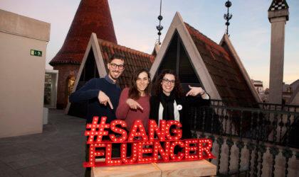 #sangfluencers
