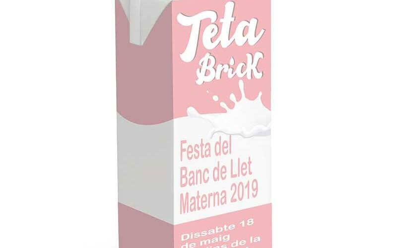 Tetabrick Festa de la llet