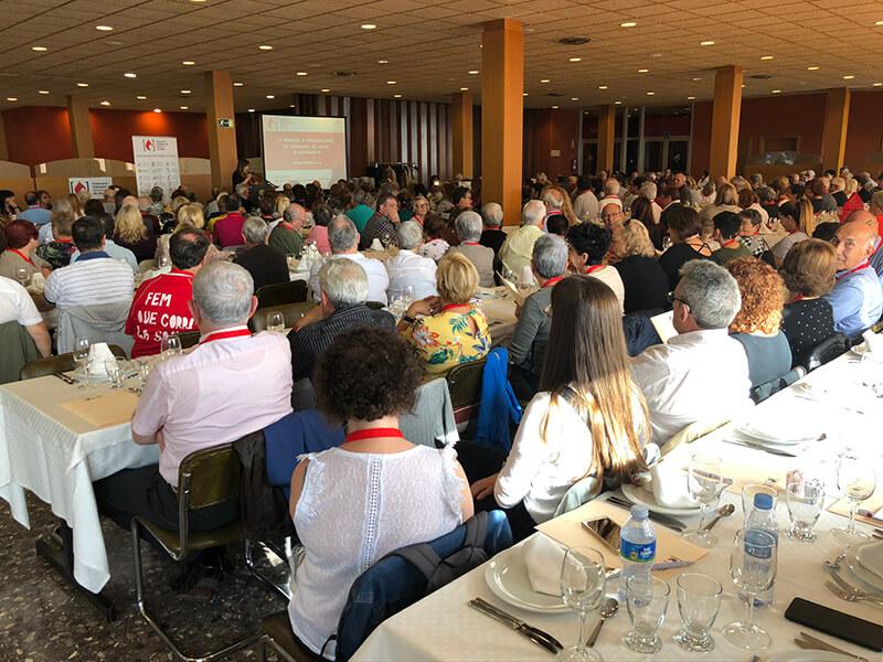 Simposi d'Associaciò de Donants de Sang de Catalunya
