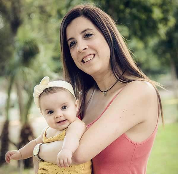 Vanessa Pleguezuelos, cap del Banc de Llet Materna