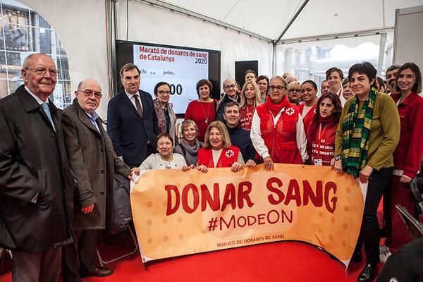 Inauguració Marató 2020