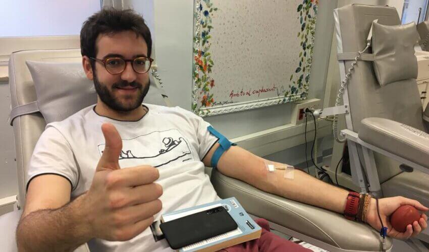Donant de sang
