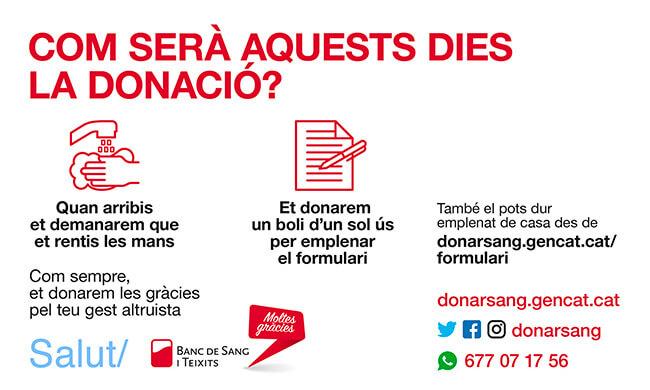 mesures donacio campanyes