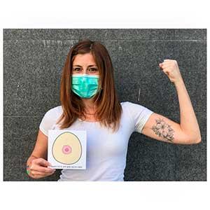 Campanya Banc de Llet 'Posa't el pit que salva vides'
